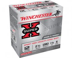 "Winchester XPERT GAME TARGET 12GA 2.75"" 1OZ #7 25/10 - WE12GT7"