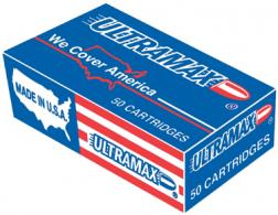 UMAX 9MM 125GR RN NOSE LD (20)