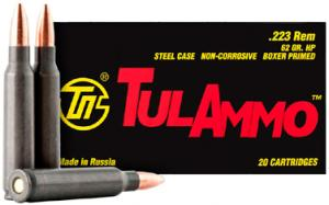 TULA 223REM 62GR HP 20/50 STEEL CASED - 223621