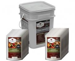 WISE 60 SERVING BUCKET 12LBS FREEZE DRIED FOOD - 01160