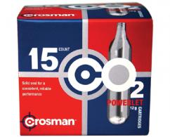 CROS 12G CO2 CARTRIDGE 15 BOX - C2315