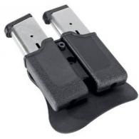 SIGTAC DBL MAG POUCH GLOCK 9MM 40SW - MAGPDBLMP00