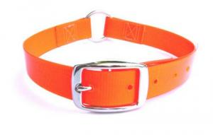 "PR DOG COLLAR 1X24"" ORANGE - DD68824"