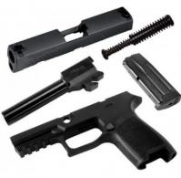 SIGTAC X-CHANGE KIT P320 COMPACT 9MM BLK - CALX320C9BSS