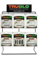TRUGLO UNIVERSAL SHOTGUN SIGHT DISPLAY #1 - TG101P1