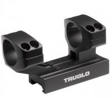 TRUGLO SCOPE MOUNT 1 1PC RINGS - TG8963B