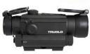TRUGLO TRUTEC RED DOT W/ GREEN LASER BLK - TG8130GN