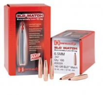 HORN BULLET ELD MATCH .308 208GR 100PC BX/ 15BX CASE - 30731