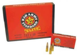 RED ARMY ELITE 7.62X39 123GR FMJ BRASS 30-30 Winchester - AM2091