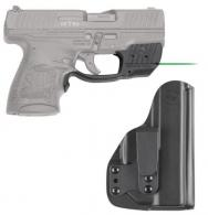 CTC LASERGUARD WALTHER PPS M2 GRN BLADETECH HOL - LG482GHBT