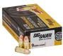 SIG AMMO 9MM 124GR ELITE BALL FMJ 50/20