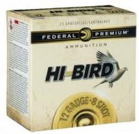 FED HIGH BIRD 12GA 2.75 1 1/8 OZ #8 25/10