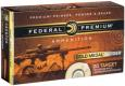 FED GOLD MEDAL 223REM 73GR BERGER BTHP 20/10