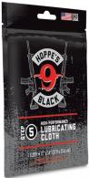 HOPPES BLACK CLOTH LUBRICATED - HBLC