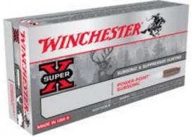 Winchester SUPER X SUBSONIC EXPANDING 308Winchester 185GR - X308SUBX