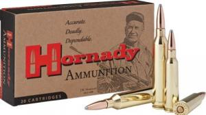Hornady Custom 250 Savage 100gr Interlock SP 20rds - 8132