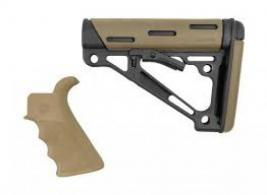 HOG AR15/M16 KIT FINGER GROOVE BEAVERTAIL GRIP