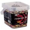 FED AMERICAN EAGLE 9MM 124GR TSJ 250RD BUCKET
