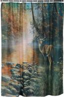 RIVERS EDGE DEER SHOWER - 755
