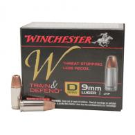 Winchester AMMO W DEFENDER 9MM LUGER