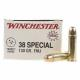 WIN AMMO W TRAIN .38 SPECIAL