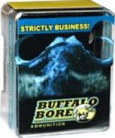 BUFFALO BORE AMMO 9MM LUGER+P