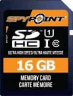 SPYPOINT TRAIL CAM 16GB SD - SD16GB