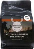 HUNTER'S BLEND COFFEE BLACK - HBBPGR12