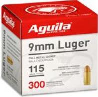 AGUILA AMMO 9MM LUGER