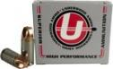 UNDERWOOD AMMO 9MM LUGER 90GR.