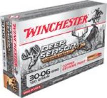 WIN AMMO DEER XP .30-06 SPFLD. - X3006DSLF