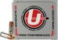 UNDERWOOD AMMO 9MM 115GR.