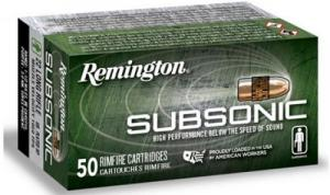 REM AMMO .22 LONG RIFLE 50-PK - 21135