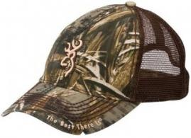 BRN CAP BOZEMAN BROWN/RTM5 - 308367761