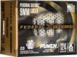 FED AMMO PUNCH 9MM 124GR 20rd box