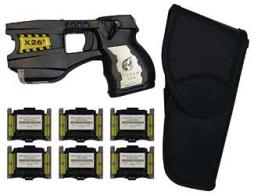 TASER X26C W/LASER/LIGHT/6-CARTRIDGE - 26009