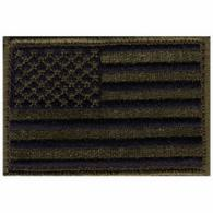 BlackHawk AMERICAN FLAG PATCH H&L TAN/BLK - 90DTFV