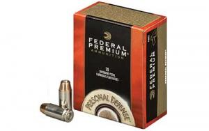 FED HYDRA-SHOK 9MM 147GR HP 20/500