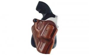 GALCO SPEED PDL RUGER LCR RH TAN/BLK