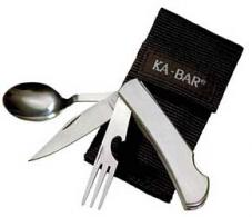 KBAR HOBO FORK/KNIFE/SPOON SS BX - 1300
