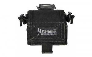 MAXPEDITION ROLLYPOLY DUMP PCH BLK - 0208B