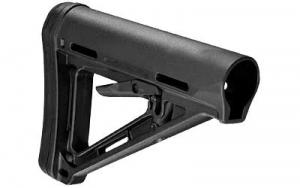 Magpul MAG401-BLK AR-15 Commerical-Spec MOE Carbine Stock Black - MAG401BLK