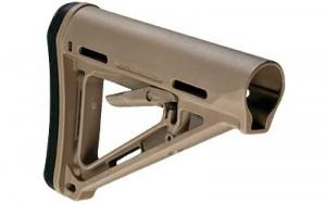 Magpul® MAG401-FDE AR-15 Commerical-Spec MOE® Carbine Stock FDE