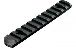 Magpul MAG409-BLK MOE Polymer Rail Section L5 11-Slot Black - MAG409BLK
