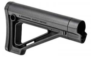 Magpul MAG480-BLK AR-15 Mil-Spec MOE Fixed Carbine Stock Black - MAG480BLK