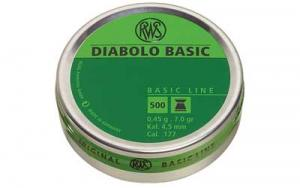RWS PLTS .177 DIABLO-BASIC 500/TIN - 2317389