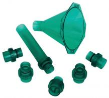 RCBS QUICK CHANGE POWDER FUNNEL KIT - 09190