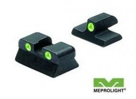 Browning/FN Hi-Power Mark III Tru-Dot Night Sight Set - 10885