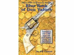 BLUE BOOK GUN VALUES 35TH EDITION - 35