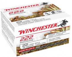 Winchester 22LR 36GR CPR HP 222/2220 - 22LR222HP